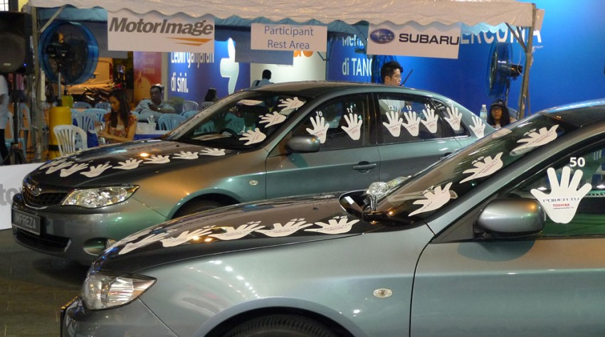 Subaru Palm Challenge: 10 winners head to the Lion City! Image #68030