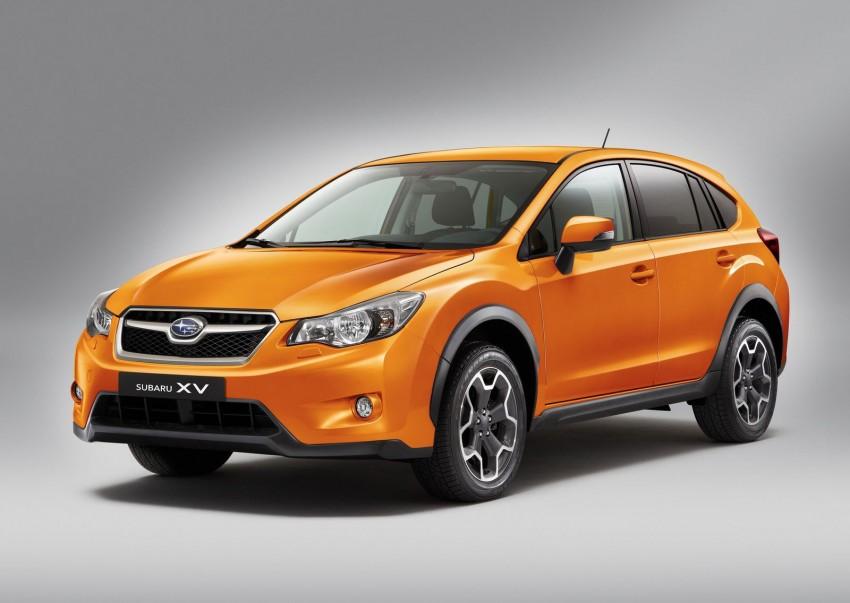 Frankfurt: Production Subaru XV debuts – CKD next year! Image #68702