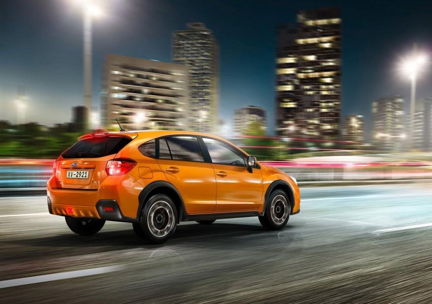 Frankfurt: Production Subaru XV debuts – CKD next year! Image #68703