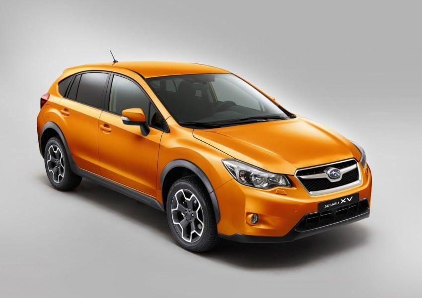 Frankfurt: Production Subaru XV debuts – CKD next year! Image #68705