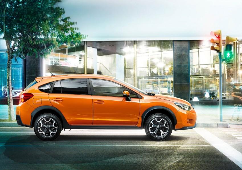 Frankfurt: Production Subaru XV debuts – CKD next year! Image #68708