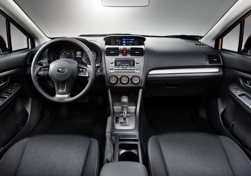 Frankfurt: Production Subaru XV debuts – CKD next year! Image #68712