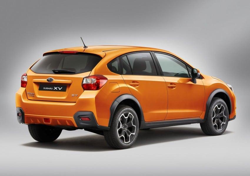 Frankfurt: Production Subaru XV debuts – CKD next year! Image #68713