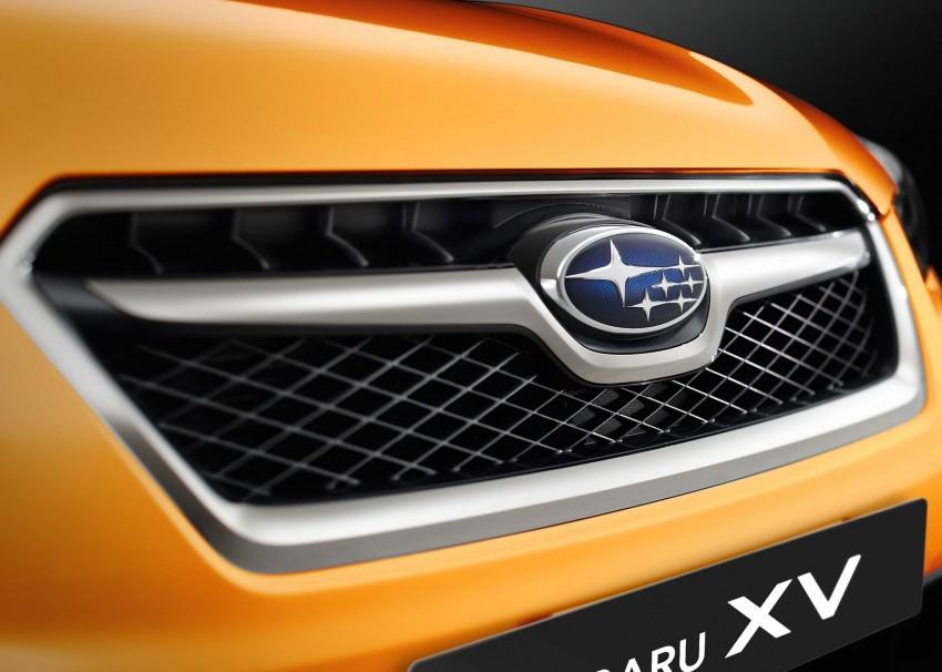 Frankfurt: Production Subaru XV debuts – CKD next year! Image #68716