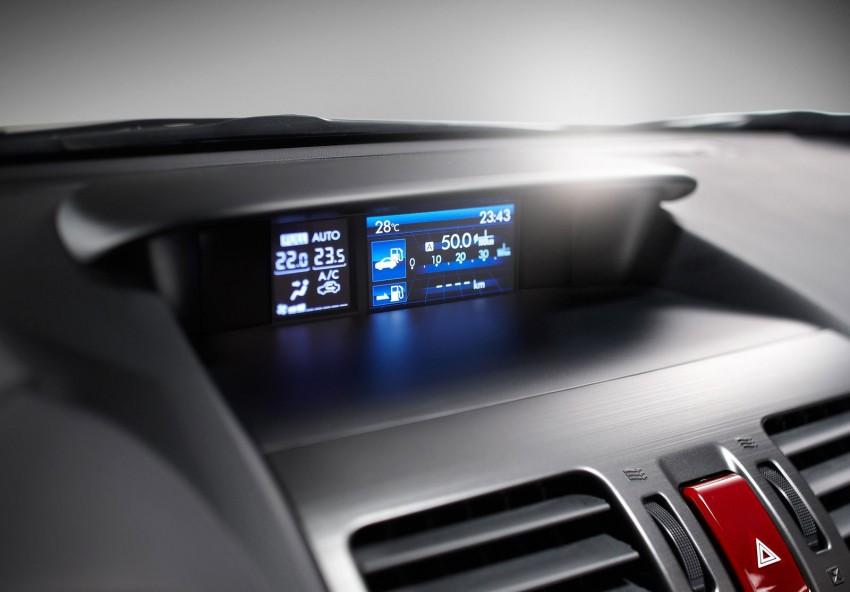 Frankfurt: Production Subaru XV debuts – CKD next year! Image #68718