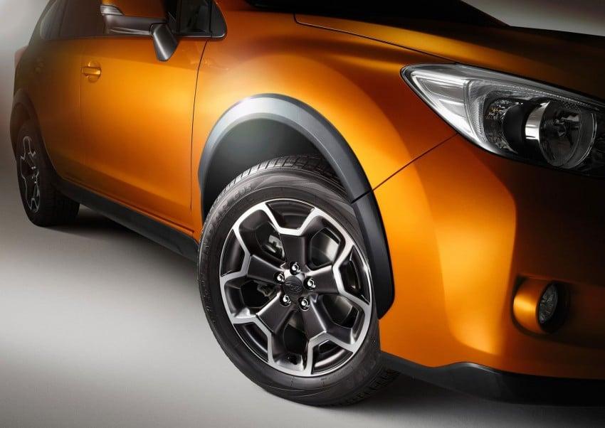 Frankfurt: Production Subaru XV debuts – CKD next year! Image #68723