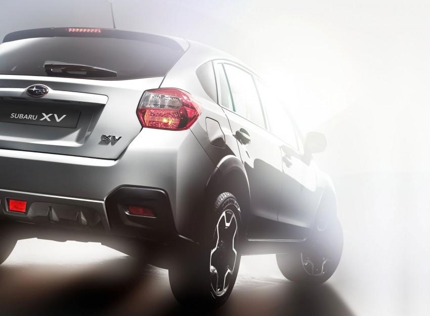 Frankfurt: Production Subaru XV debuts – CKD next year! Image #68724