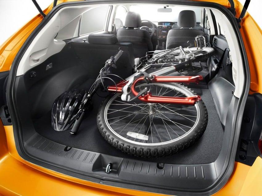 Frankfurt: Production Subaru XV debuts – CKD next year! Image #68725