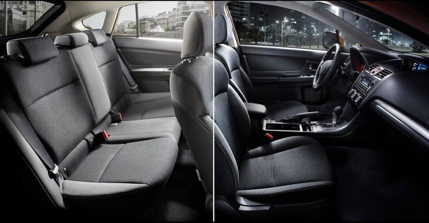 Frankfurt: Production Subaru XV debuts – CKD next year! Image #68728
