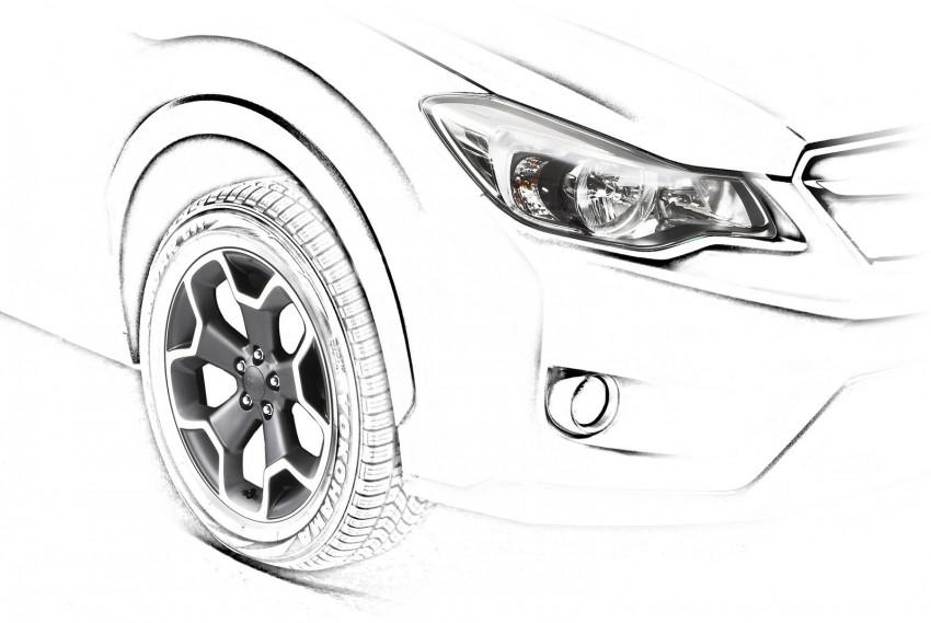 Frankfurt: Production Subaru XV debuts – CKD next year! Image #68729