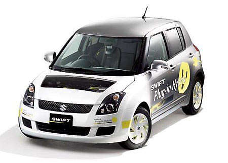 Suzuki Swift PHV