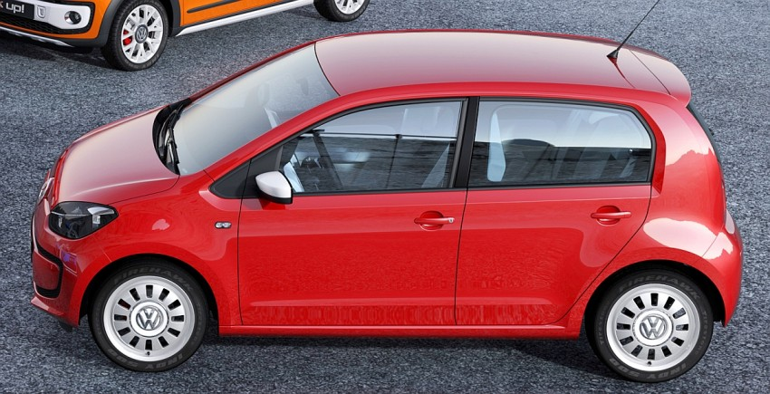 Things are looking up! for VW, as four more join the fun Image #90865