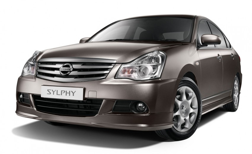 2018 Nissan Sylphy >> Nissan Sylphy updated – two trim levels, plenty of new kit Paul Tan - Image 92151