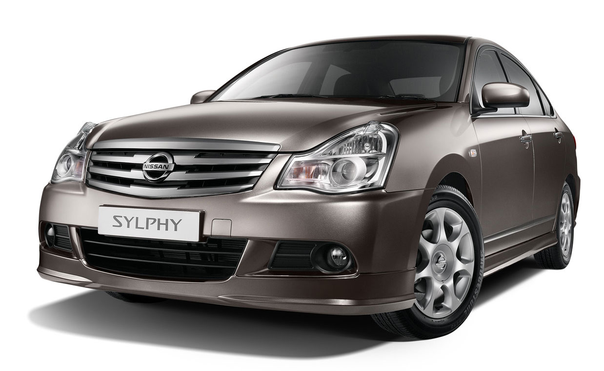 Nissan Sylphy updated – two trim levels, plenty of new kit ...