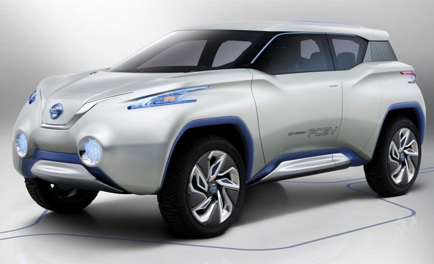 Nissan TeRRA concept – images leaked ahead of Paris Image #130705