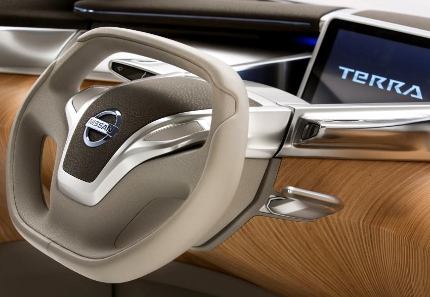Nissan TeRRA concept – images leaked ahead of Paris Image #130709