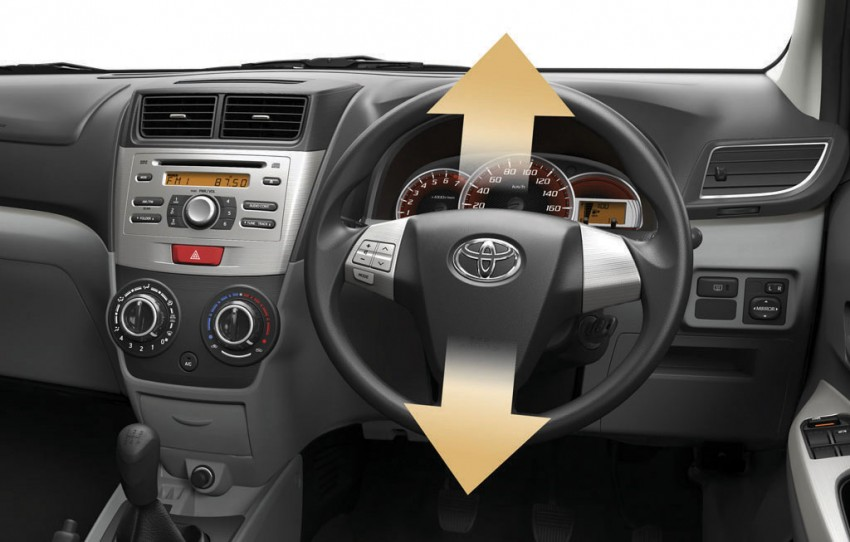 2012 Toyota Avanza launched – RM64,590 to RM79,590 Image #83721