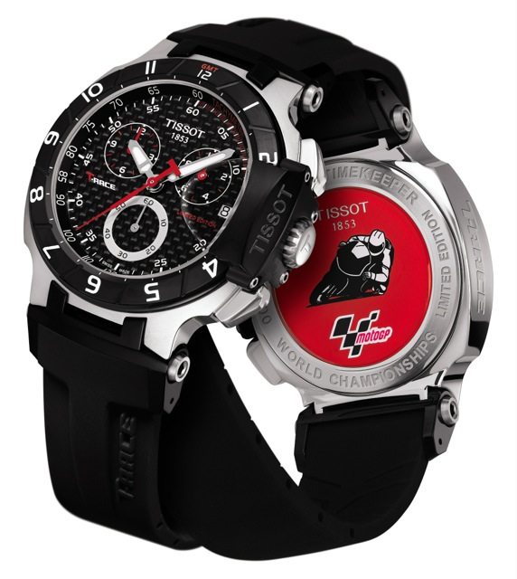 Tissot 2010 T-Race Nicky Hayden Limited Edition Image #123751