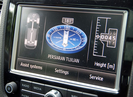 Test Drive Report: Second-generation Volkswagen Touareg Image #47961