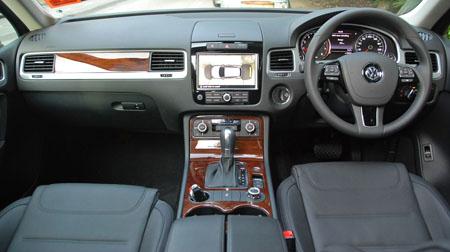 Test Drive Report: Second-generation Volkswagen Touareg Image #47705
