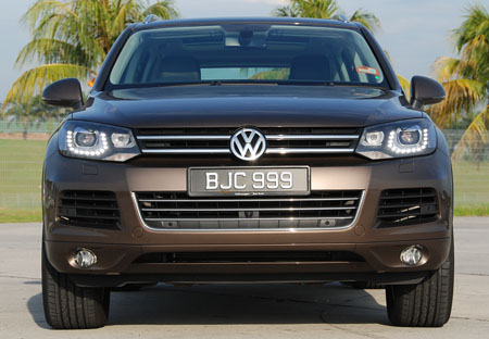 Test Drive Report: Second-generation Volkswagen Touareg Image #47706