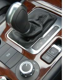 Test Drive Report: Second-generation Volkswagen Touareg Image #47963