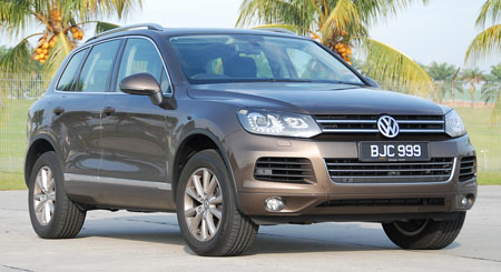 Test Drive Report: Second-generation Volkswagen Touareg Image #47702