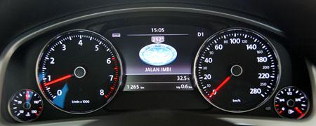 Test Drive Report: Second-generation Volkswagen Touareg Image #47960