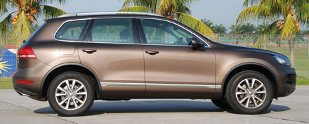 Test Drive Report: Second-generation Volkswagen Touareg Image #47707