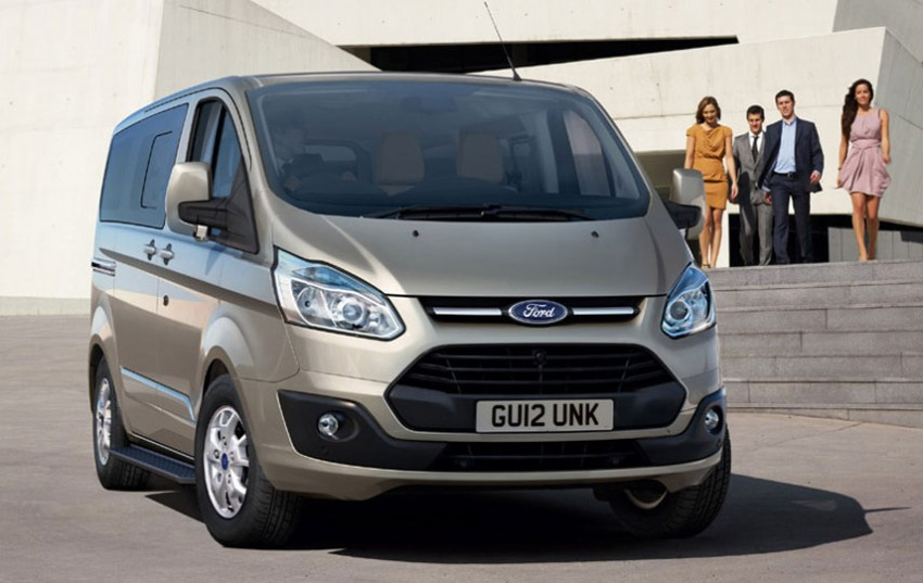 Production Ford Tourneo Custom announced, on sale 2012 Image #94550