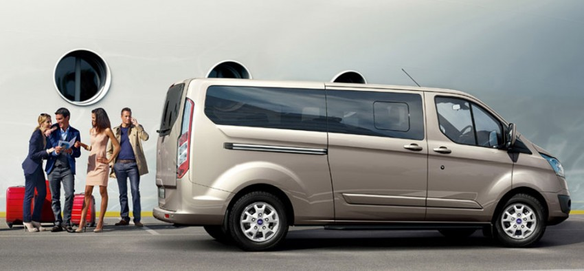 Production Ford Tourneo Custom announced, on sale 2012 Image #94551