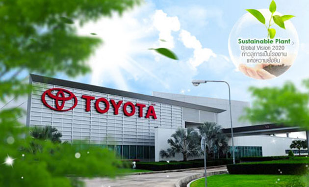 Toyota To Build New Thai Factory Eco Car Coming Soon