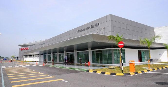 UMW Toyota opens Body & Paint Centre in Bukit Raja Image #134301