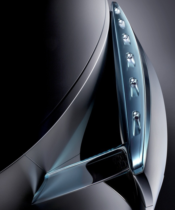 Toyota FT-Bh – teaser images of Geneva-bound hybrid Image #89271