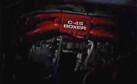Toyota D-4S Boxer