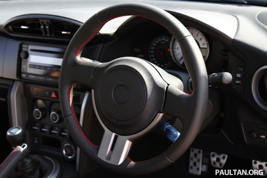 Toyota 86 officially launched in Malaysia – manual going for RM243k, auto RM249k – we try it! Image #109600