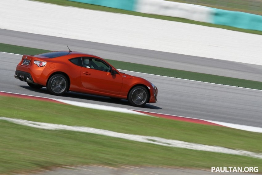 Toyota 86 officially launched in Malaysia – manual going for RM243k, auto RM249k – we try it! Image #109601