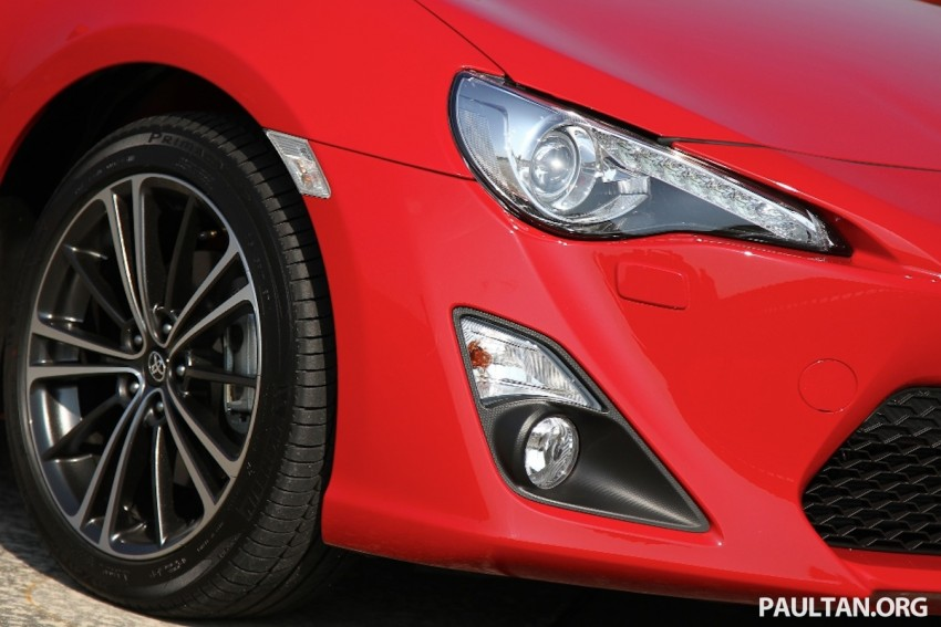 Toyota 86 officially launched in Malaysia – manual going for RM243k, auto RM249k – we try it! Image #109606