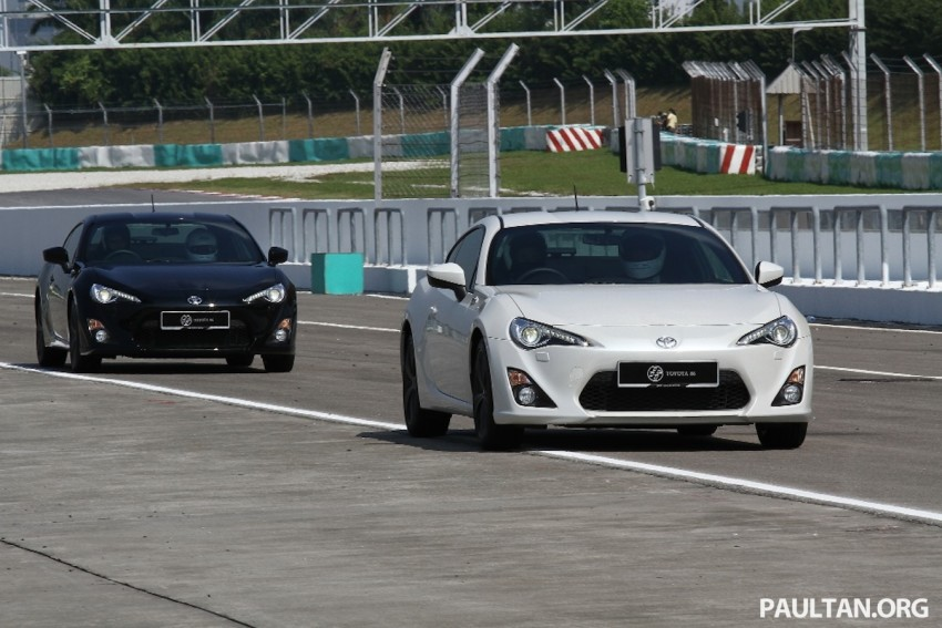Toyota 86 officially launched in Malaysia – manual going for RM243k, auto RM249k – we try it! Image #109607