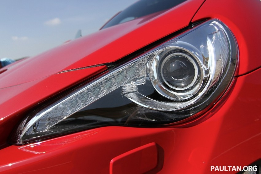 Toyota 86 officially launched in Malaysia – manual going for RM243k, auto RM249k – we try it! Image #109619