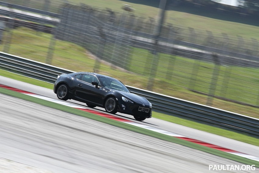 Toyota 86 officially launched in Malaysia – manual going for RM243k, auto RM249k – we try it! Image #109593