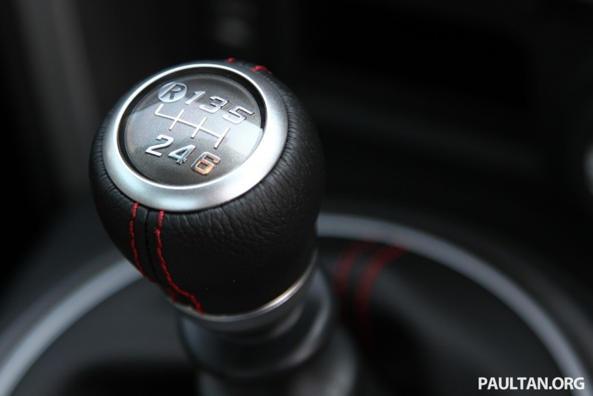 Toyota 86 officially launched in Malaysia – manual going for RM243k, auto RM249k – we try it! Image #109630