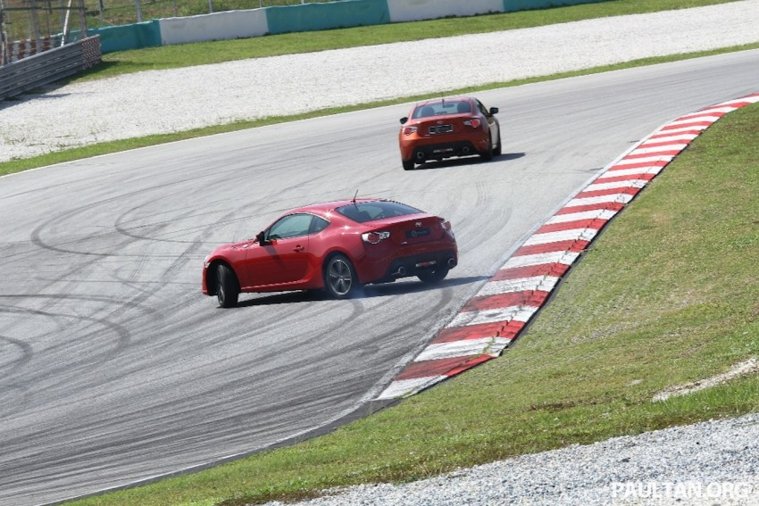 Toyota 86 officially launched in Malaysia – manual going for RM243k, auto RM249k – we try it! Image #109635