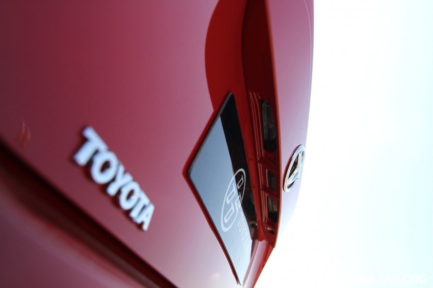 Toyota 86 officially launched in Malaysia – manual going for RM243k, auto RM249k – we try it! Image #109636