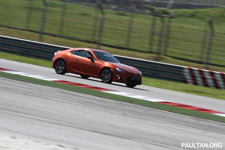 Toyota 86 officially launched in Malaysia – manual going for RM243k, auto RM249k – we try it! Image #109596