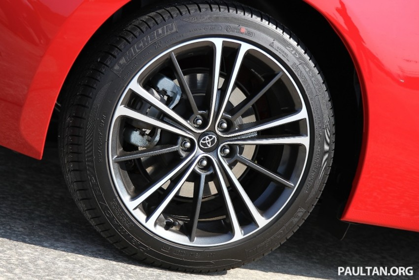 Toyota 86 officially launched in Malaysia – manual going for RM243k, auto RM249k – we try it! Image #109661
