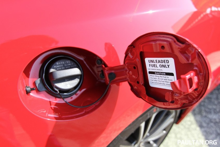 Toyota 86 officially launched in Malaysia – manual going for RM243k, auto RM249k – we try it! Image #109597