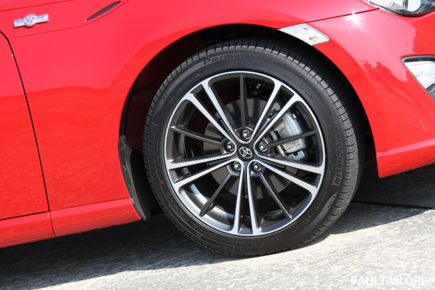Toyota 86 officially launched in Malaysia – manual going for RM243k, auto RM249k – we try it! Image #109664