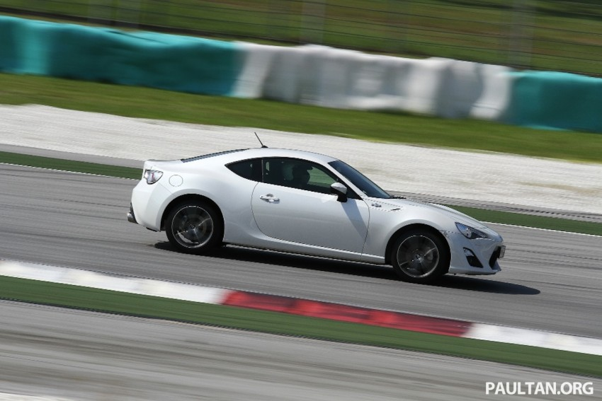 Toyota 86 officially launched in Malaysia – manual going for RM243k, auto RM249k – we try it! Image #109671