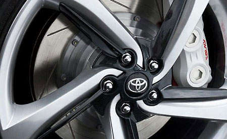 Toyota FT-86 Advics Brakes